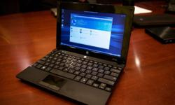 I wanna sell my HP mini netbook its in good condition