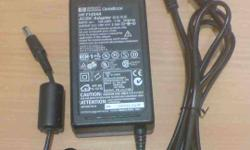 adapter model type: HP F1454A, output: 19V 3.16A,