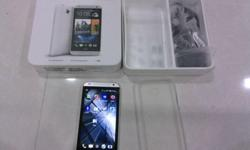 HTC Desire 601 LTE 8GB. Full box, charger & earpiece