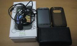 HTC Wildfire S for Sale. Only 5 month old. -Phone in