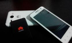 White Huawei Honor U8860 Camera removed, suitable for