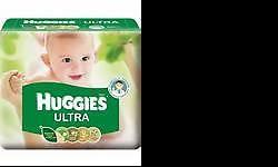 Pre Order Huggies Ultra Tape (OLD PACKAGING) $50/ctn