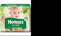 HUGGIES ULTRA JUMBO 4 packets per carton Size M - XXL
