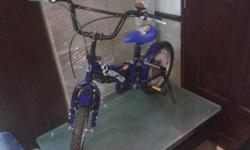 "Bike 1: 16"" MEGA Hercules BMX for Sale. Condition:"