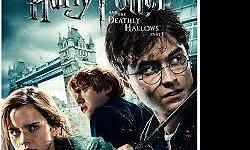 DVD: English Movie ($3 per movie) 1. Harry Potter And