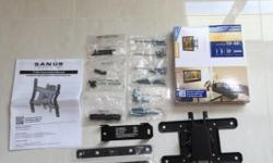 "Hurry! SANUS 32"" TV Wall Mount for Sale! Mount your TV"