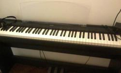 I am selling a Yamaha Digital Piano P85 at $1200 (20%