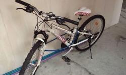 I am selling away my bicycle due to riding motorbike