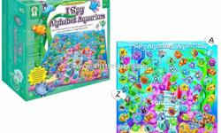 I Spy Alphabet Aquarium Age: 4+ Price: 27 SGD - Search
