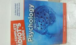 Introductory reference book to psychology for someone