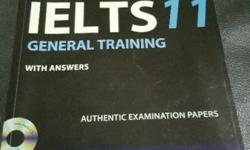 IELTS 11 General Training Cambridge 80 SGD Ask Price 80