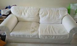 Generally good condition Fabric slightly discolored;