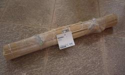 IKEA bamboo blinds, still in original wrapping. . Width