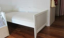 Ikea Child's Bed White and in good condition. With