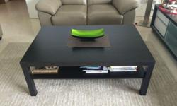 IKEA Lack coffee table. 118 x 78 cm. Very good