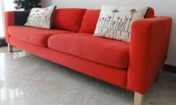 Ikea Sofa $380 Picket  Dining set (6 chairs) $450 TV