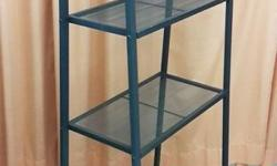 * IKEA LERBERG Metal Bookcase Shelf. * All very good