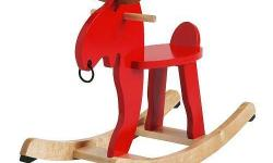 Used Ikea Ekorre Rocking Moose VERY GOOD CONDITION.