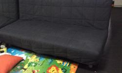 An ikea sofa bed, 2m*1.4m, suitable for 2 to sleep. Buy