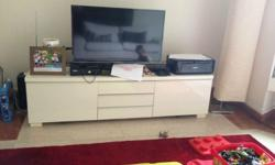 Used TV cabinet. Not for the fussy. Buyer to arrange