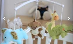 A perfect add-on to the nursery. Soothing music to