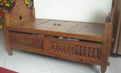 Indonesian bridal cabinetoriginally from Dempsey