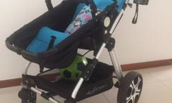 Stroller ( excellent condition ) Infant to 3 years of