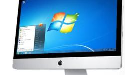 Installation Of Bootcamp, Windows 7/8 For Macbook