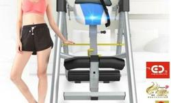 INVERSION TABLE FOR BACK SPINAL LUMBAR TRACTION RELIEF