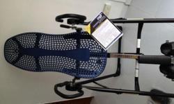 Top of the line inversion table. Worked great for me.