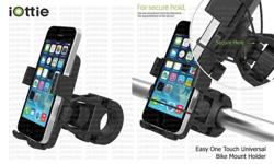 iOttie Easy One Touch Universal Bike Mount Holder for