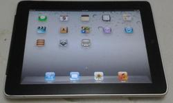 WTS ipad 1 wifi 64gb Working conditions: 10/10. All