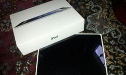hi im selling my ipad 4 retina wifi only 16gb condition