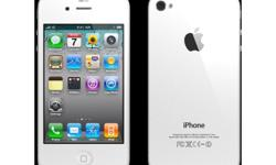 I want to sale my iPhone 4 white colour 16 GB with good