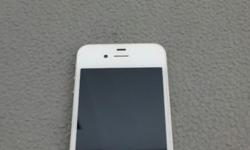 Selling Iphone 4 (16gb) white for $270 slight nego.