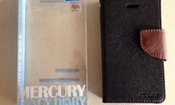 Selling cheap! a NEW Mercury Goospery Fancy diary