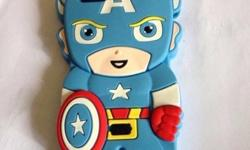 Selling brand new iphone 5/ 5s Captain America silcone