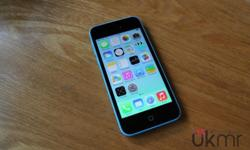 Iphone 5 C - 16 gb - Blue Very good condition