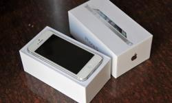 Iphone 5 for sale Good working condition White colour