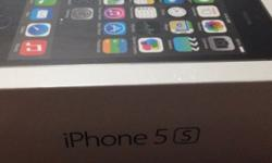 for sale newly bought iphone 5s still in the box