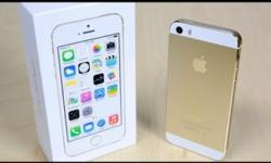 Brand New iPhone 5S in box with full accessories