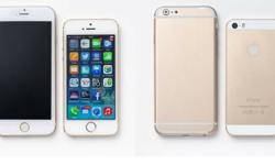 Pre-ordered directly from apple store: iphone6 gold