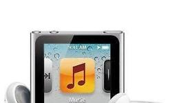 selling ipod nano sliver 8gb come with the usb cable no