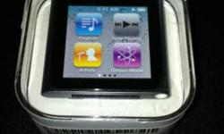 WTS iPOd nano 8gb (black color) UP: 180$ and Watch