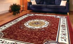 This is Iranian Silk carpet and still good quality with