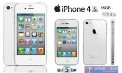 Nice Most Affordable : Apple iphone 4s (White ) 16GB