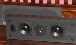 Centre Speaker -- Made in USA 8ohm impedance Good