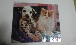 Jigsaw Puzzle for ages 3 & up Size : 207mm x 240mm 108