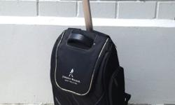 Johnnie Walker cabin luggage bag. Can be used as a