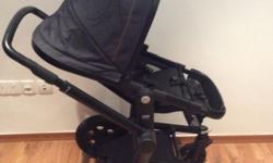 Want something different than a bugaboo? Complete Joolz